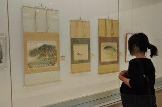 歴史民俗資料館企画展「日本画家...
